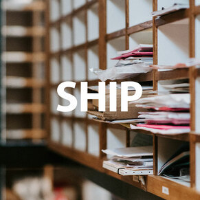 Seattle Business Address at Sip and Ship