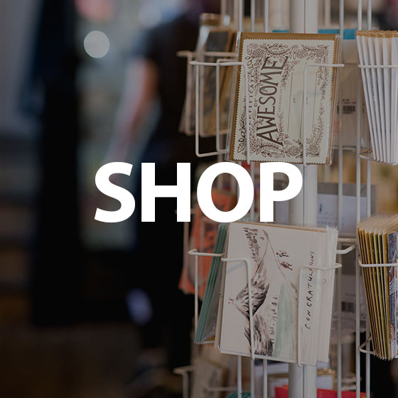 Shop cards, gifts, wine and more while your shipping needs are handled by us!